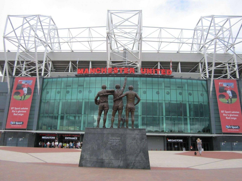 Wyjazd firmowy na mecz Manchester United