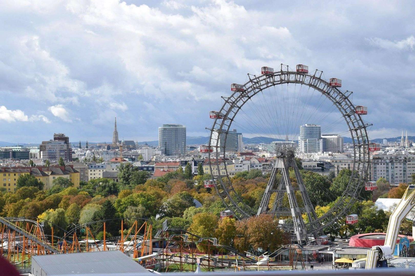 Wycieczka do Wiednia i na Red Bull Ring