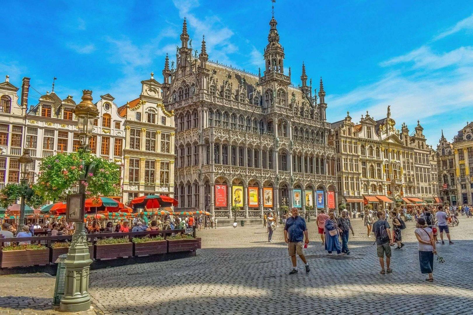 Szlakiem piwnym po Belgii