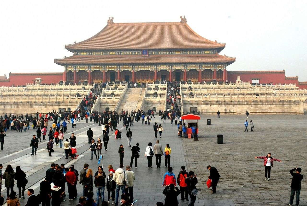 Wizyta w Pekinie wycieczka firmowa