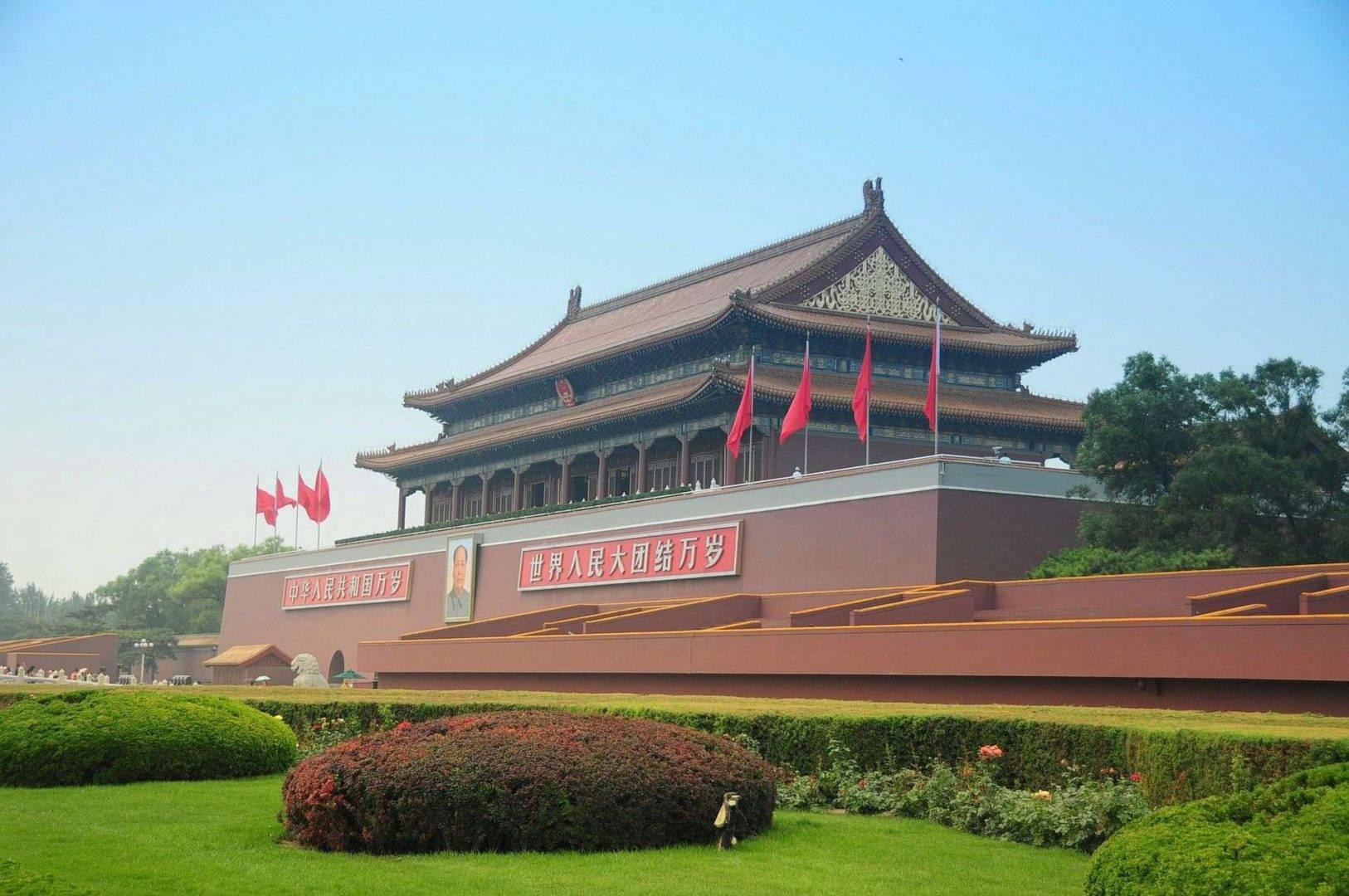 Klasyczne Chiny wycieczka firmowa