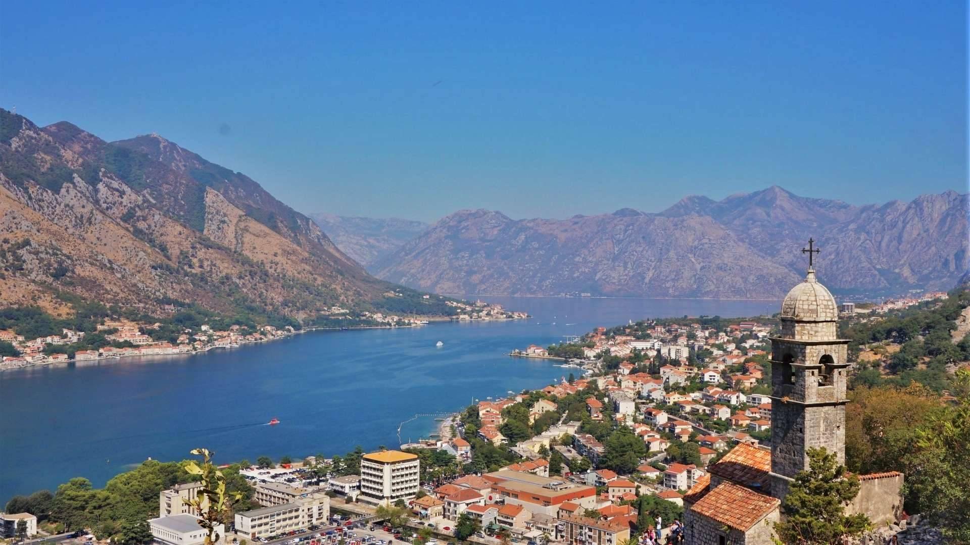 Wyjazdy dla firm do Czarnogóry