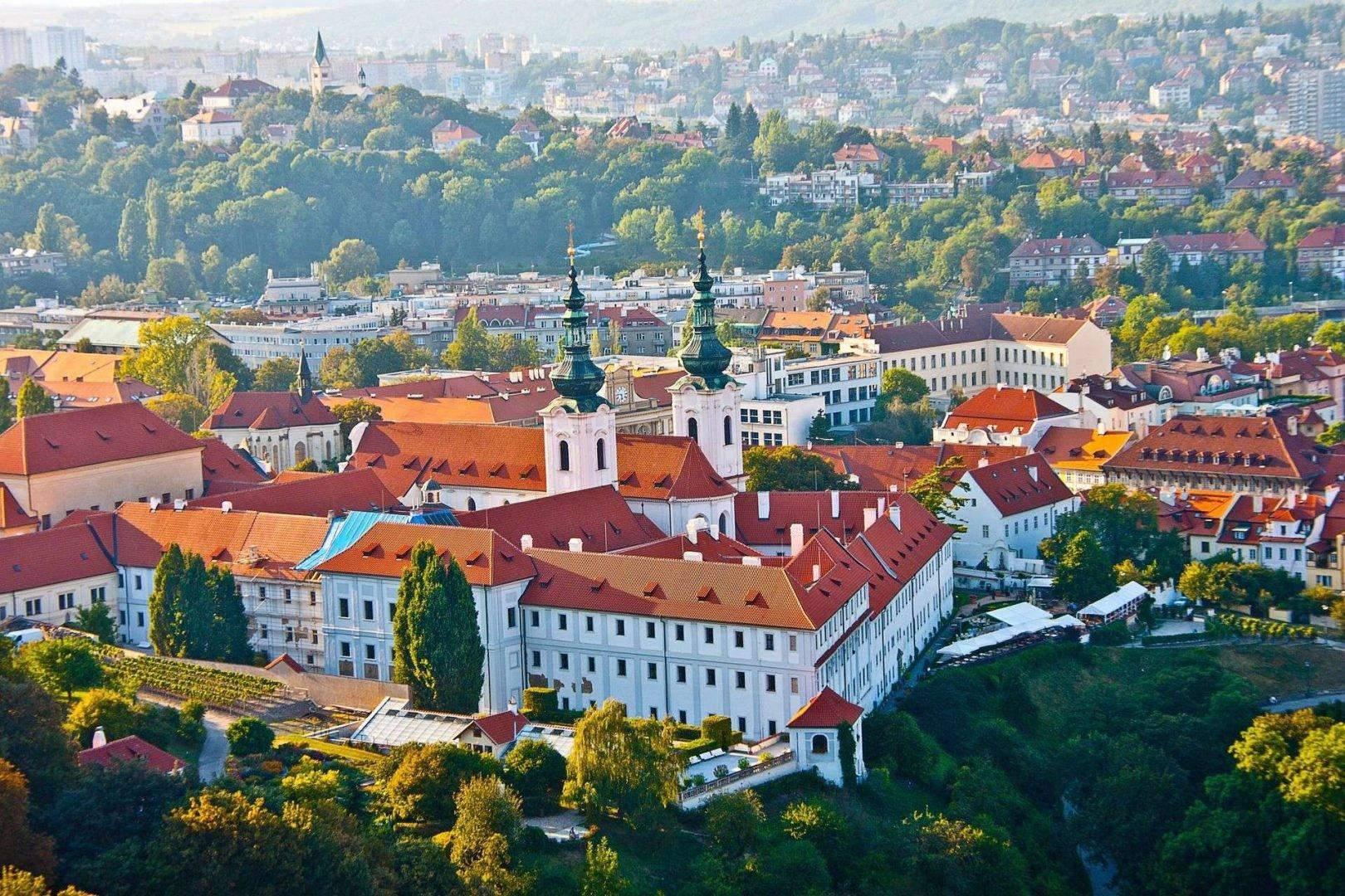 Wycieczka firmowa do Pragi samolotem