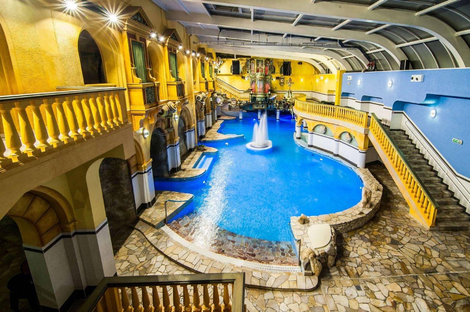 Wyjazd firmowy Praga i Aquaparku Babylon