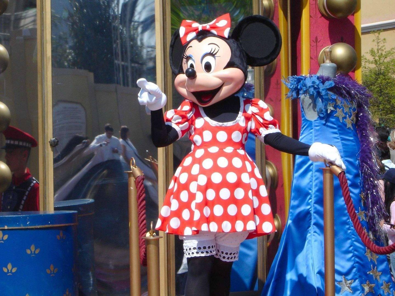 Wycieczka firmowa do Disneylandu