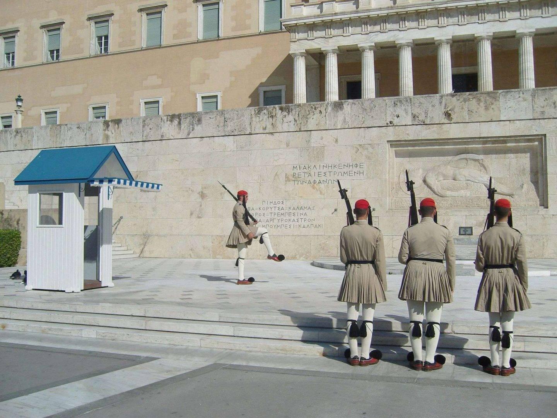 Wycieczka firmowa do Aten
