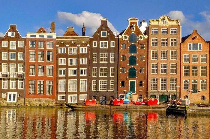 Wycieczka firmowa do Beneluksu