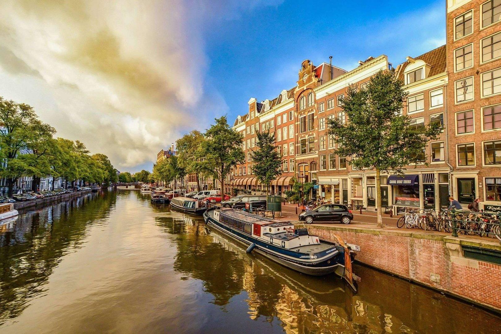 Wycieczka do Beneluksu