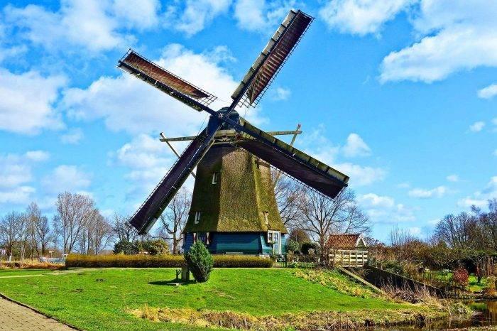 Wyjazd firmowy do Holandii