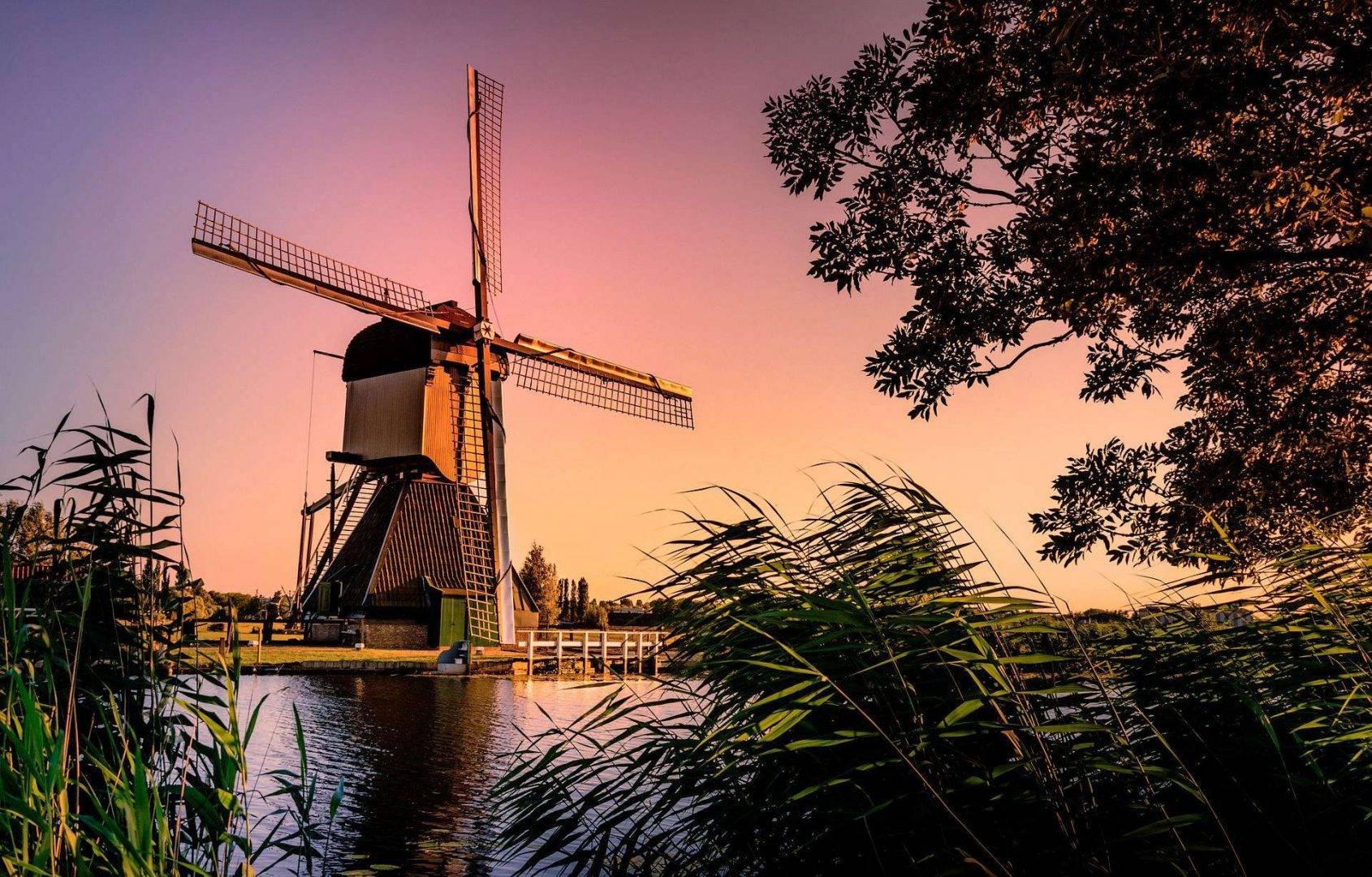 Wycieczka autokarowa Holandia i Belgia