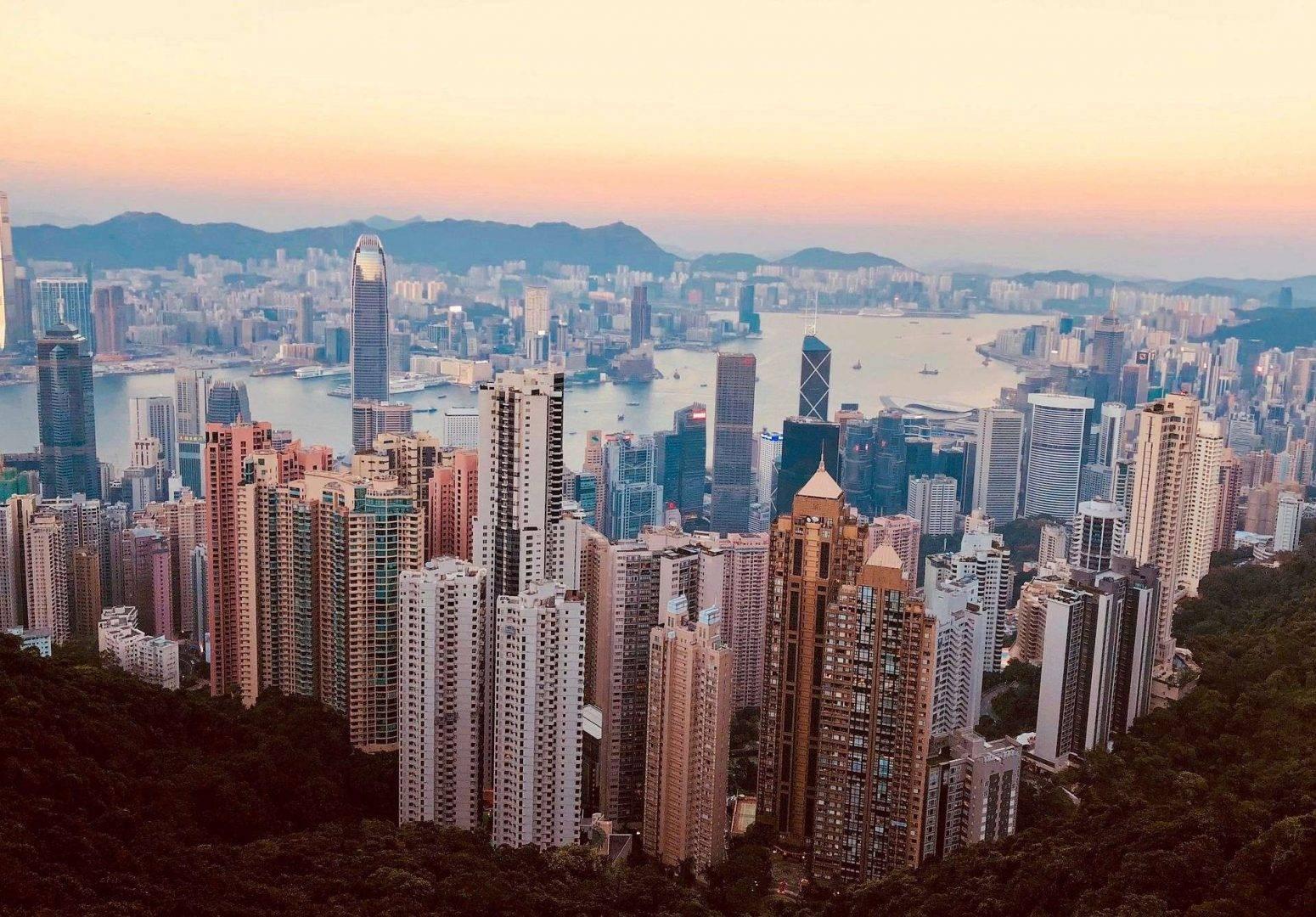 Wyjazdy dla firm Hongkong
