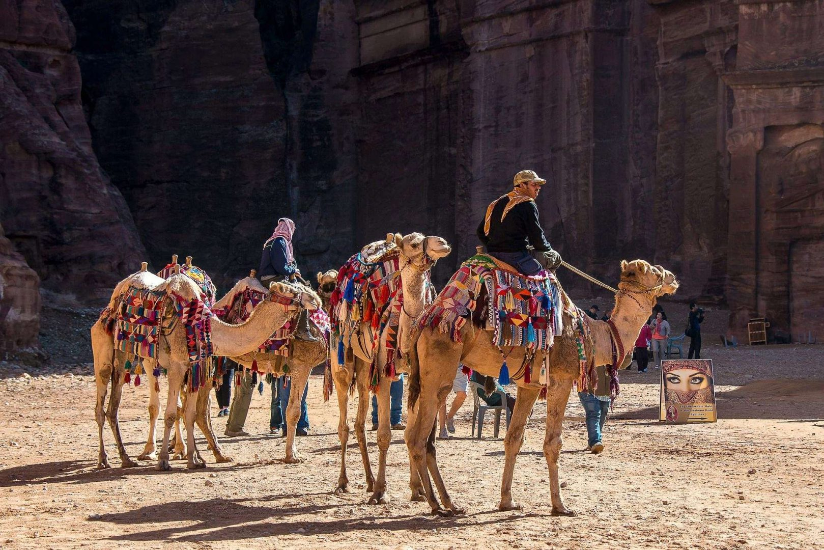 Wycieczka firmowa do Jordanii