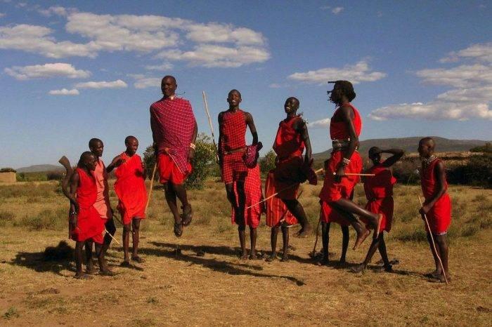Wyjazd incentive do Kenii