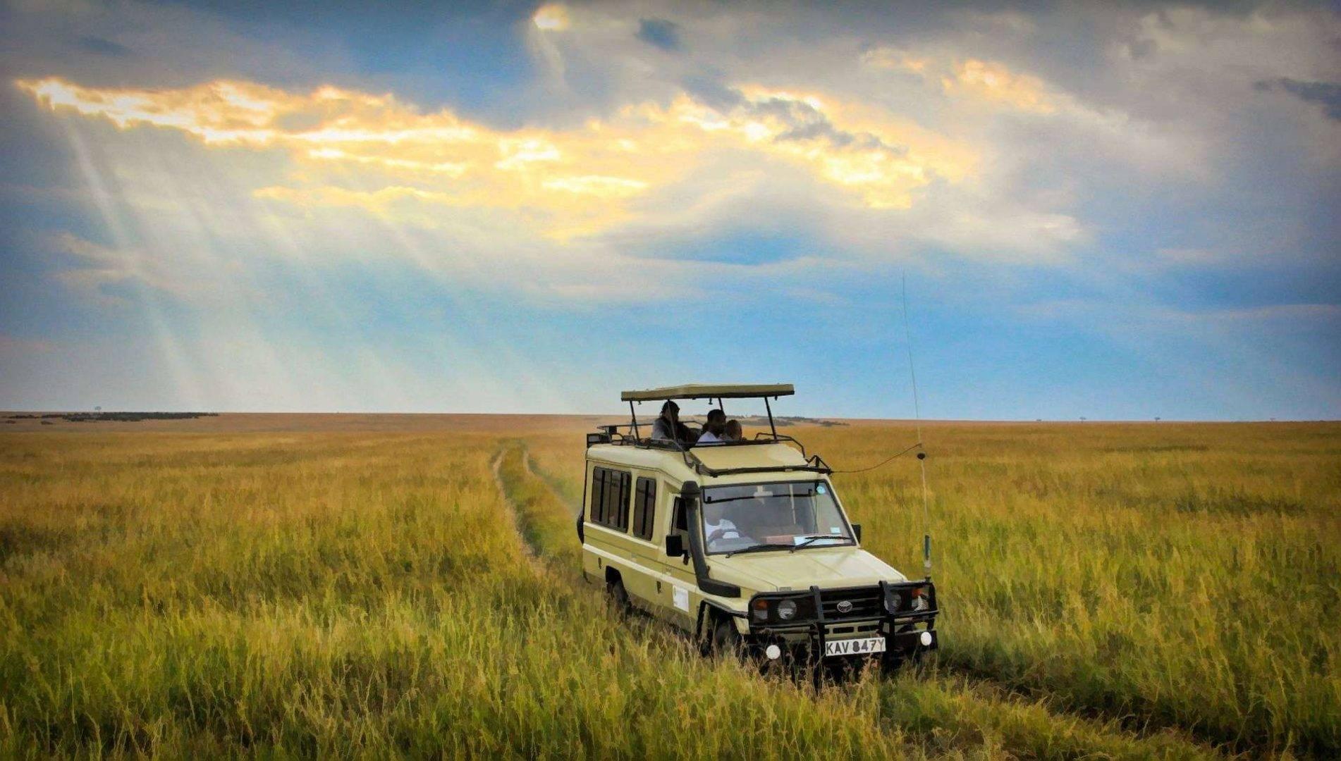 Wycieczka firmowa do Kenii