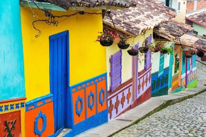 Wycieczka firmowa do Kolumbii