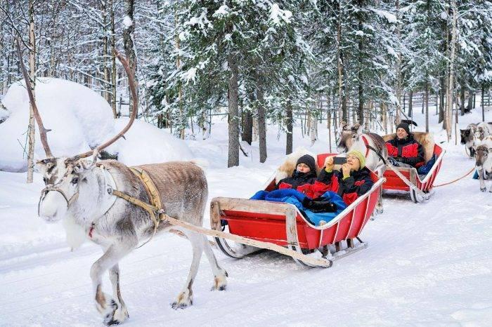 Wyjazd incentive do Laponii