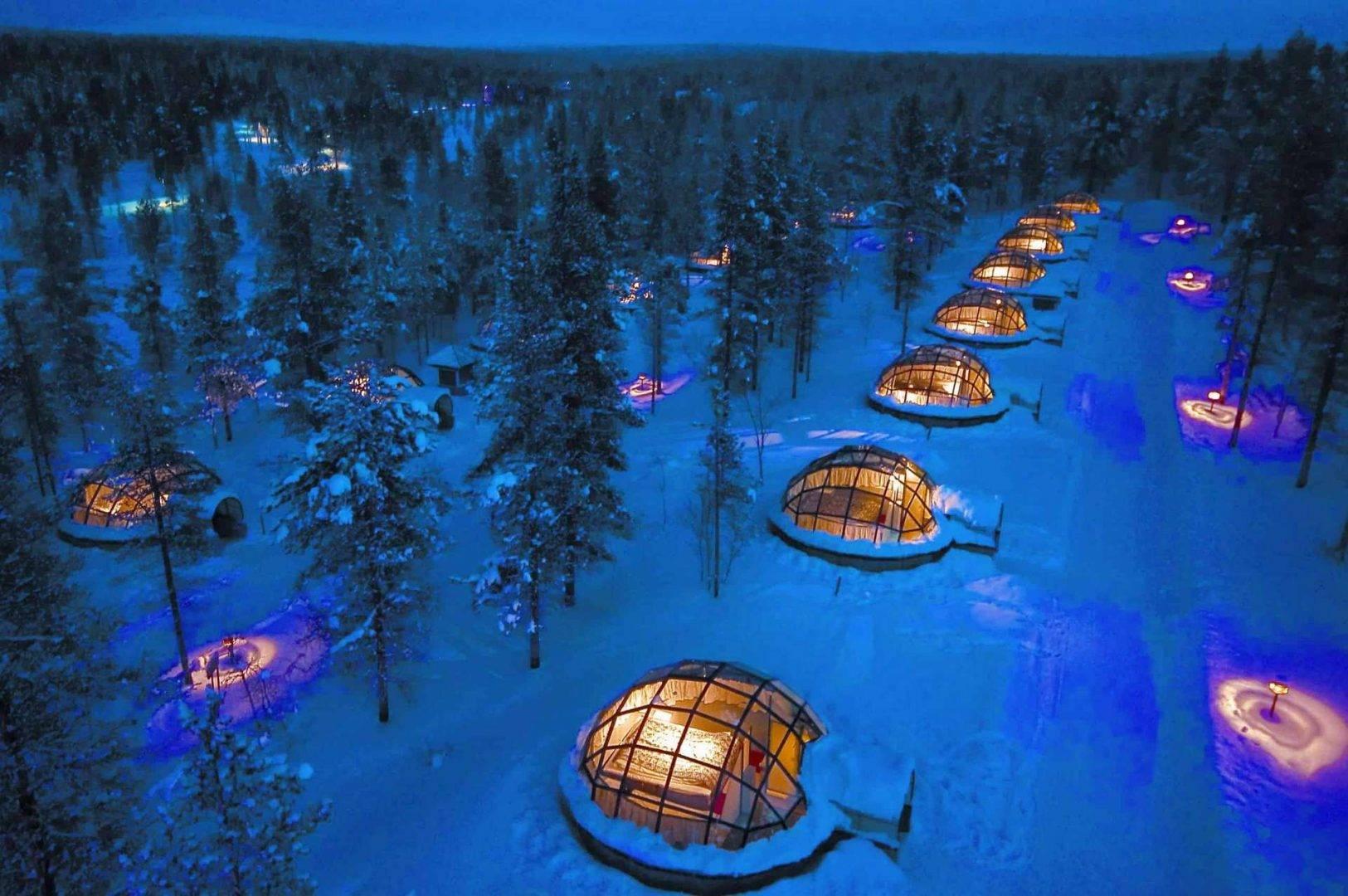 Weekend w Laponii