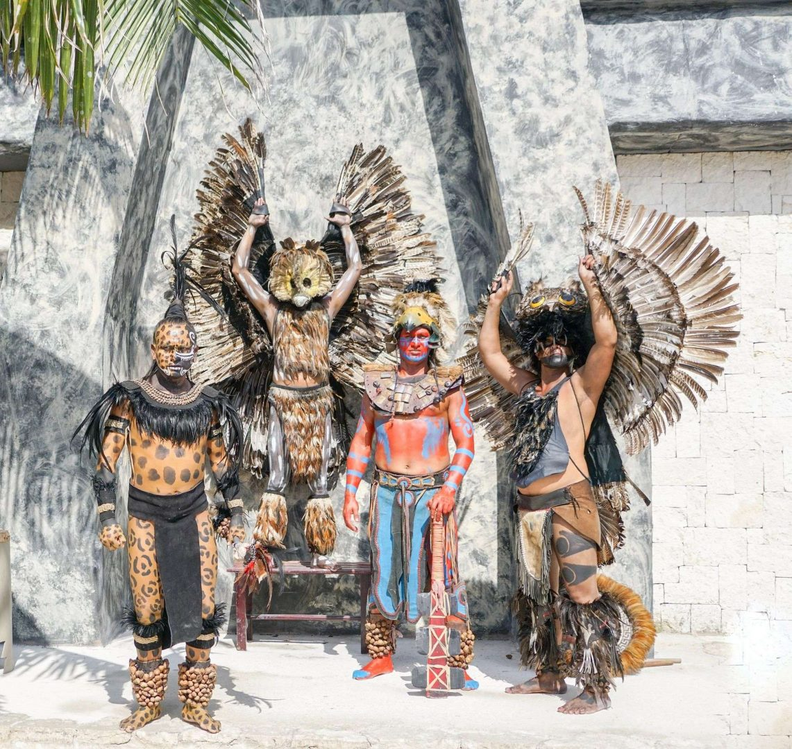 Z wizytą u Azteków