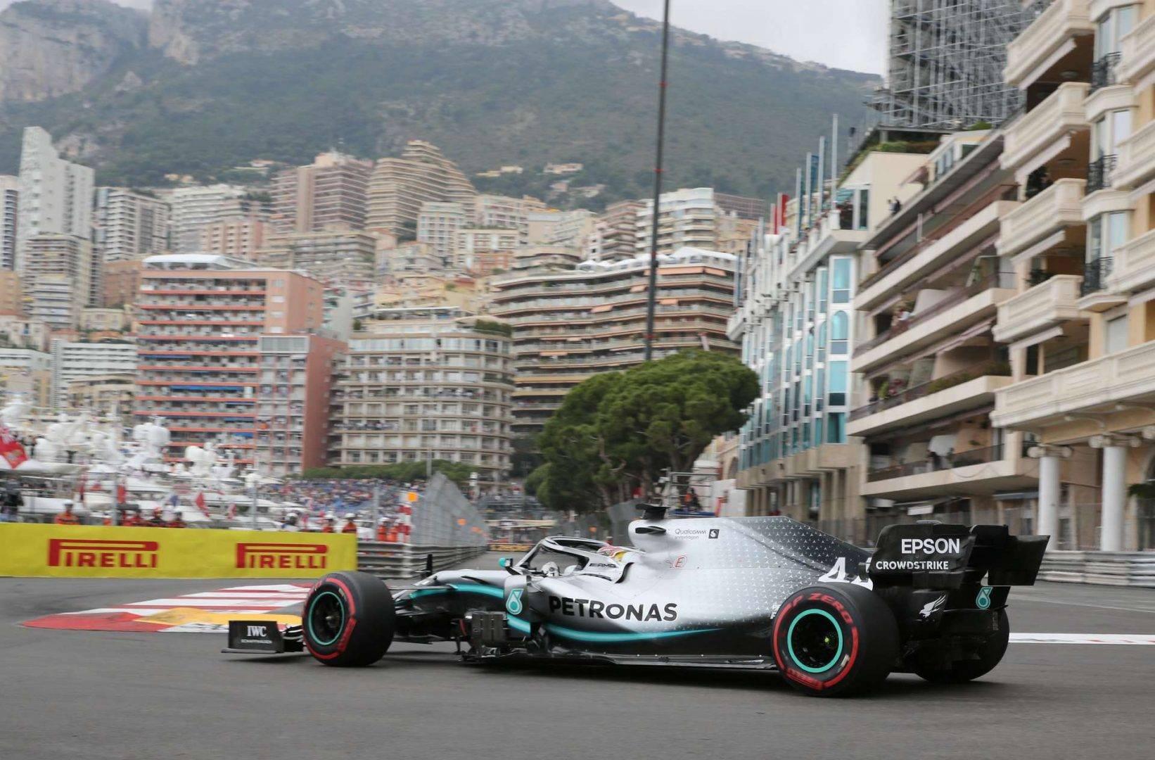 Wyjazd firmowy Formuła 1 Monaco