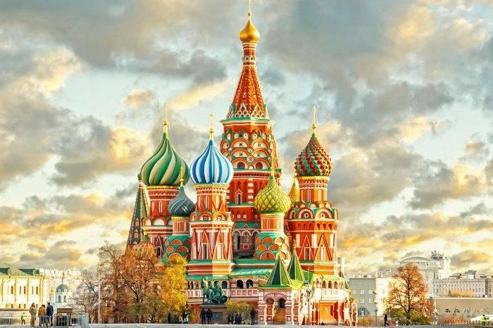 Wycieczka firmowa do Moskwy