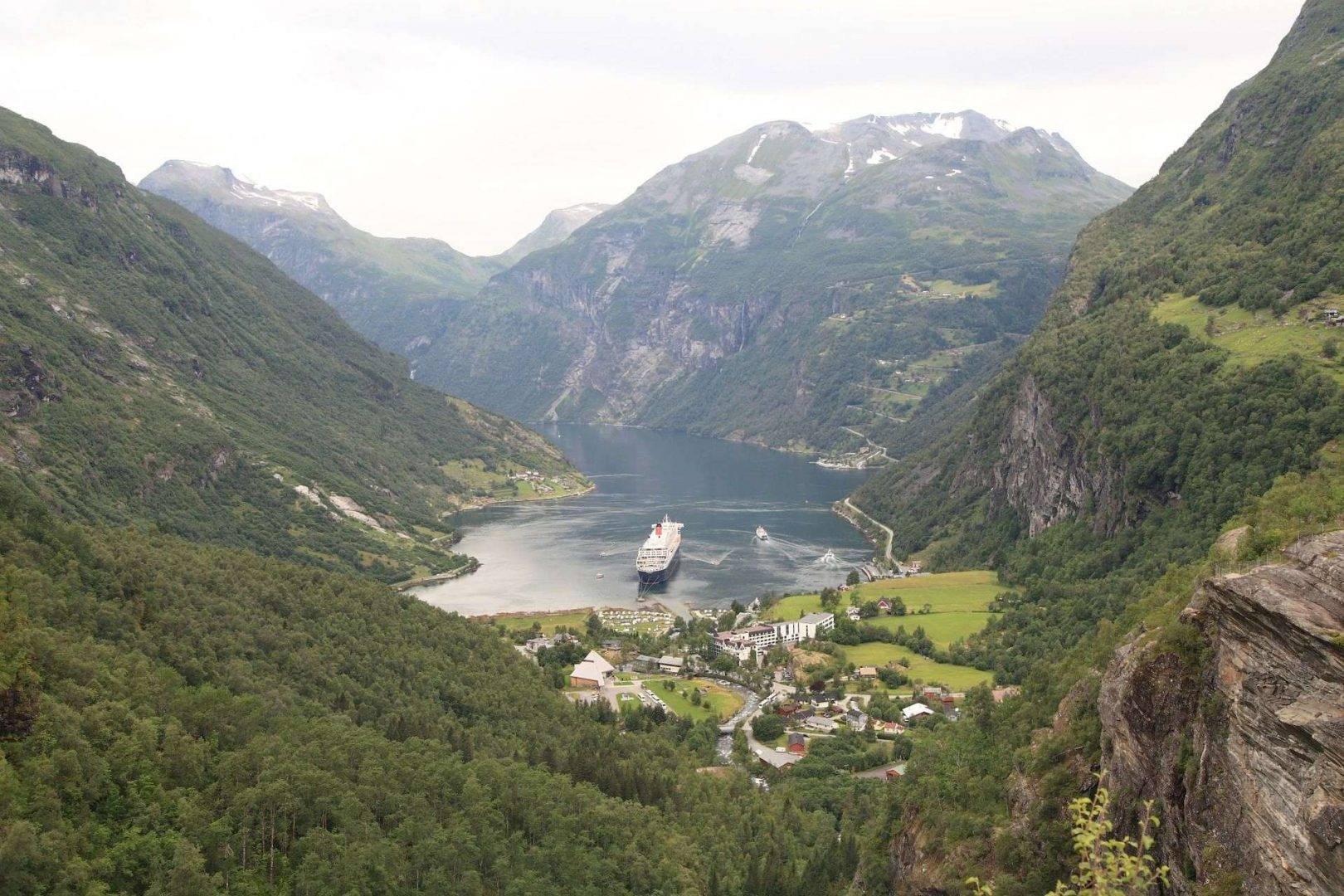 Norwegia W krainie fiordów