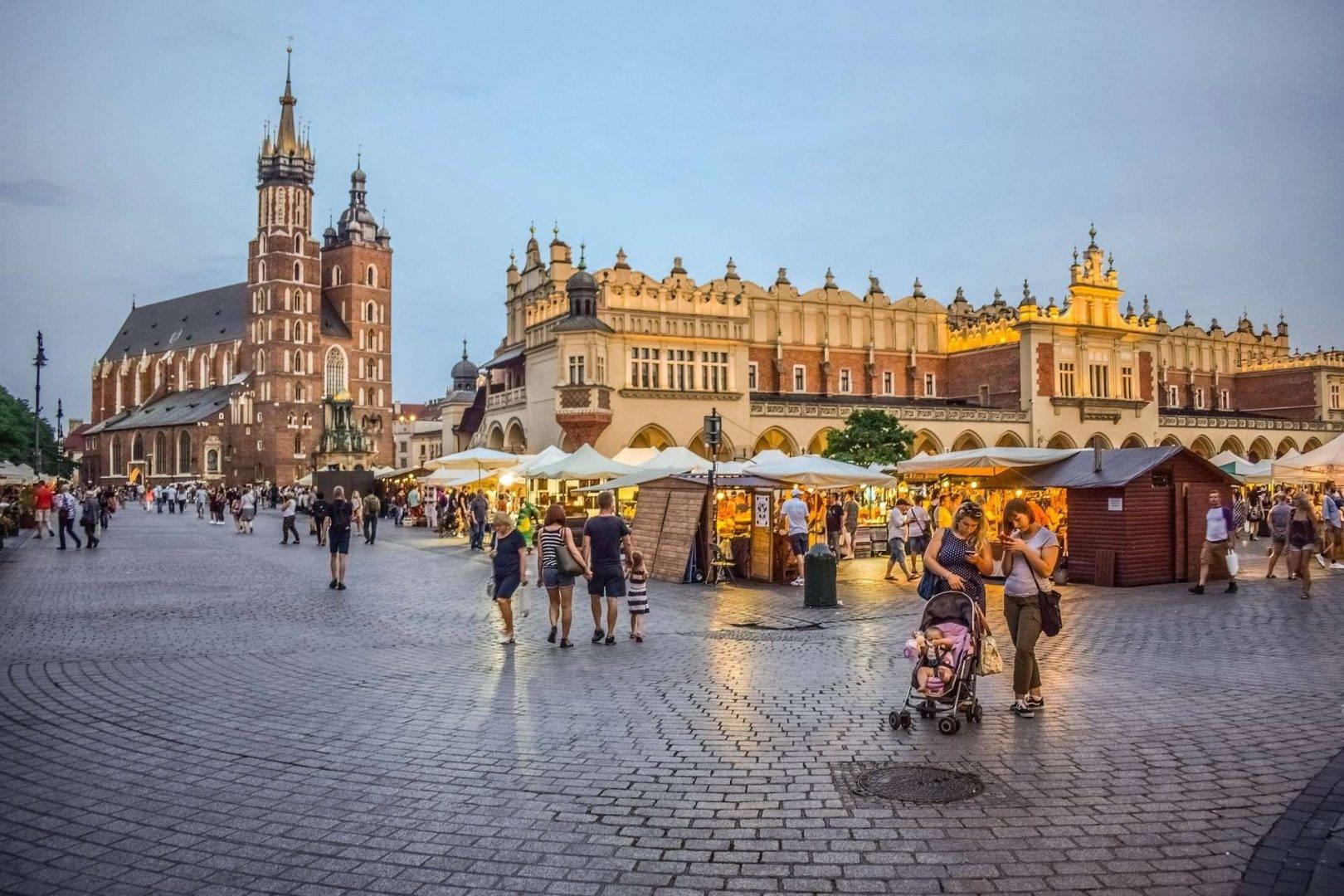 Wycieczka autokarowa do Krakowa i Wieliczki
