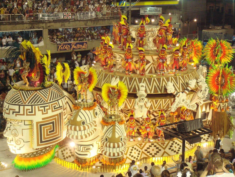 Wyjazd na karnawał do Rio de Janeiro