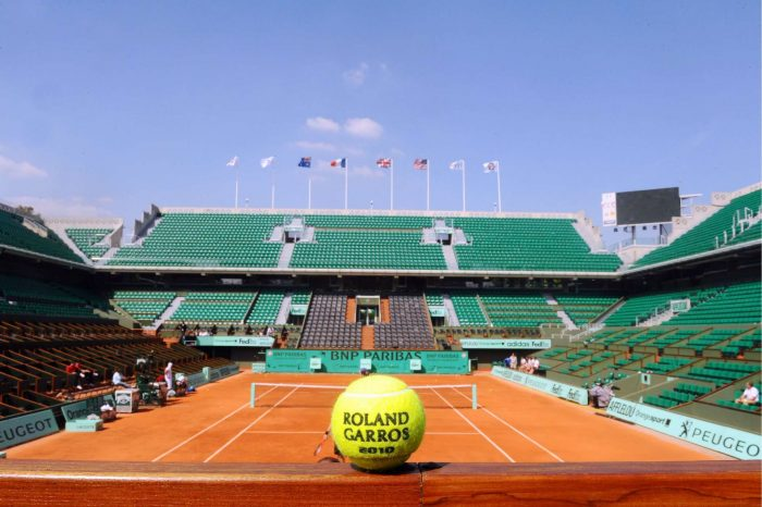 Wyjazd firmowy Roland Garros