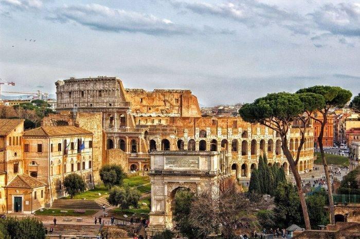 Tanie wycieczki do Rzymu
