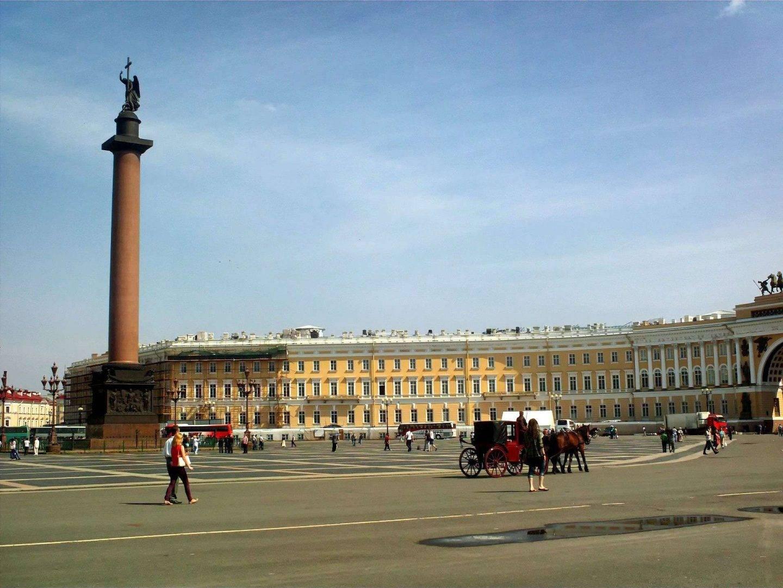 Sankt Petersburg i Bałtyckie Stolice