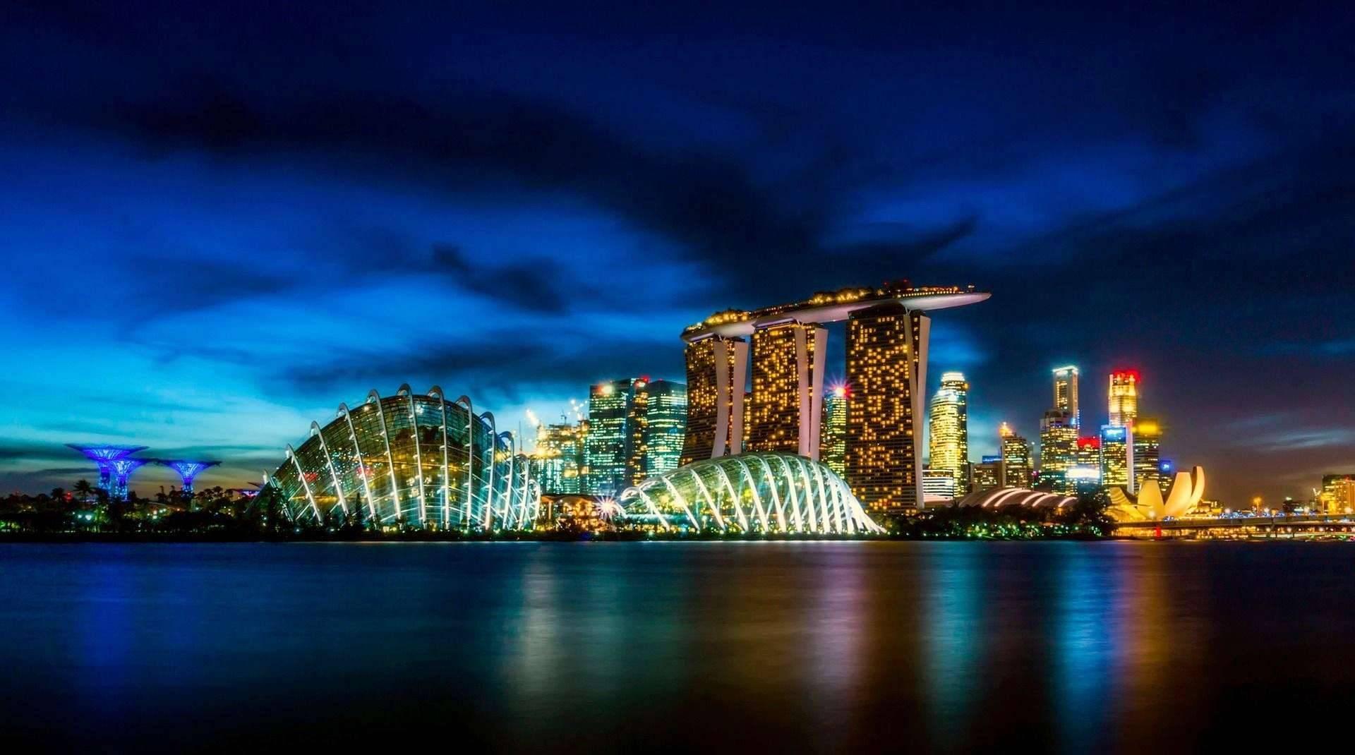 Wyjazd incentive do Singapuru