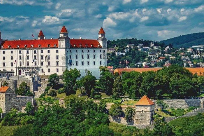 Wycieczka firmowa do Bratysławy