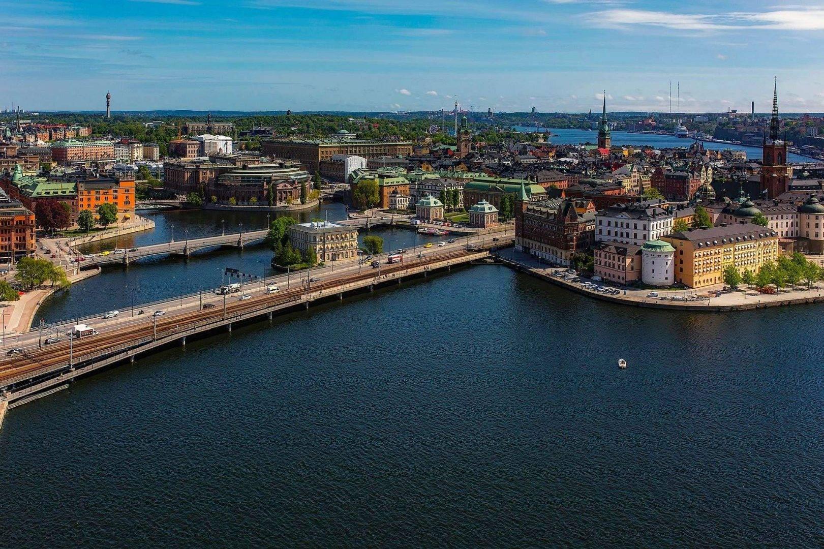 rejs Sztokhom Helsinki