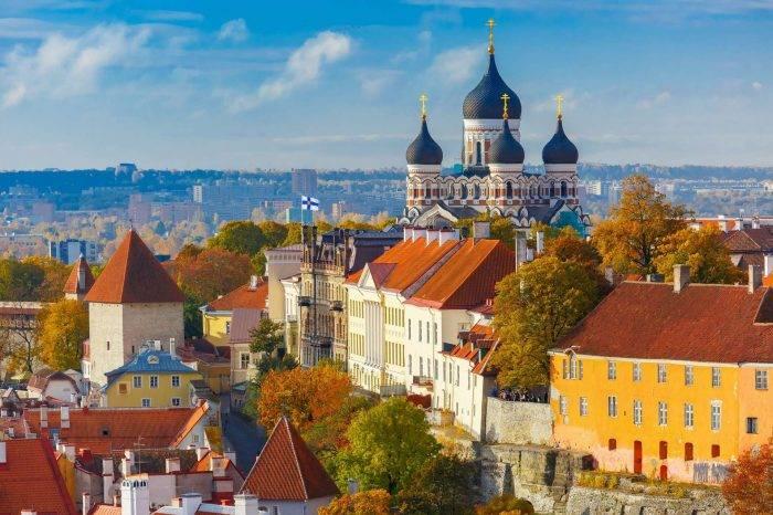 Wyjazd firmowy Ryga, Tallinn, Helsinki