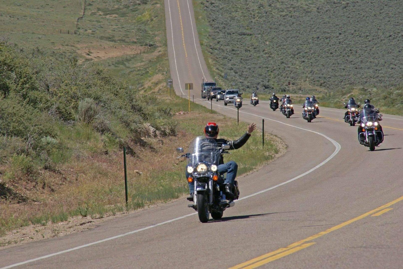 Motocyklem przez Amerykę