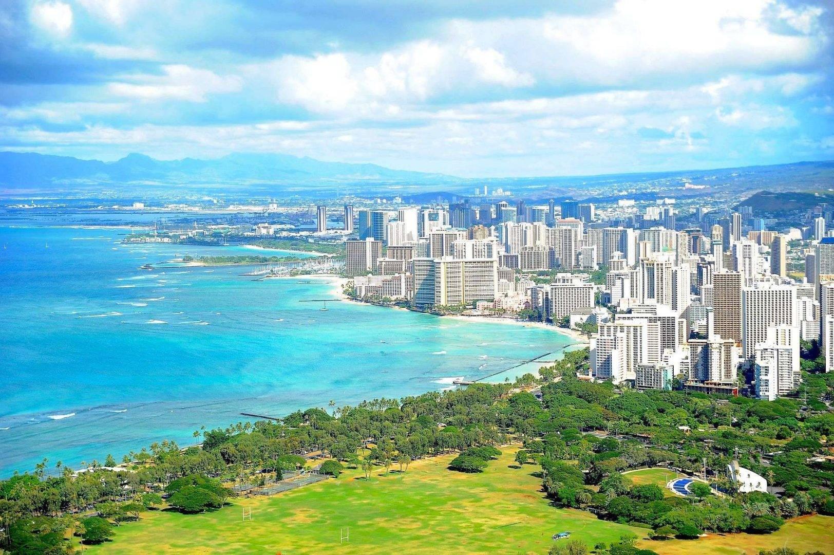 Hawajski Ekspress wyjazd firmowy do USA
