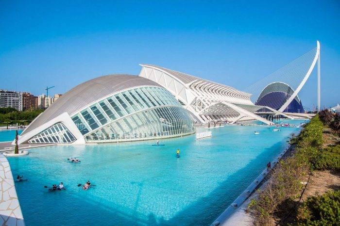Wyjazd firmowy Walencja Alicante