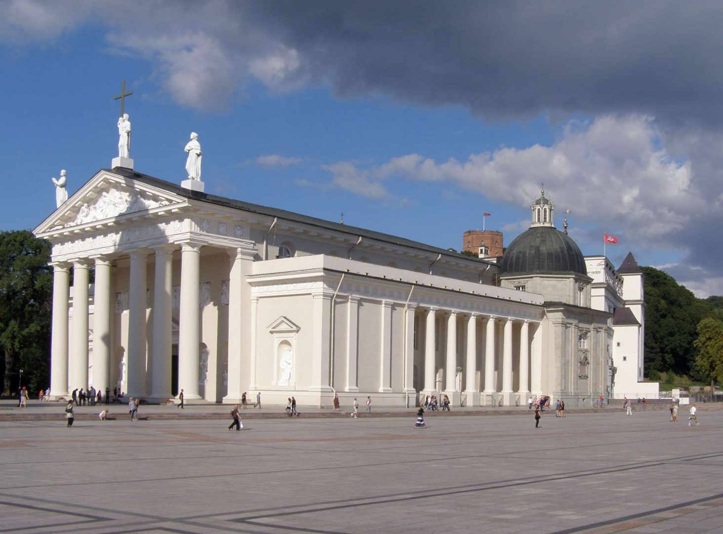 Wycieczka firmowa na Litwę