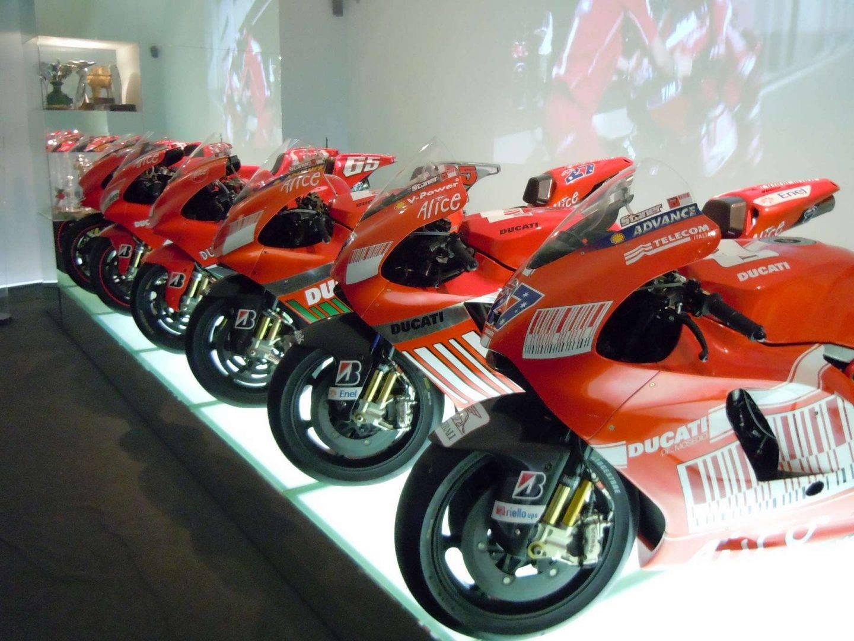 Wycieczka do Muzeum Ferrari