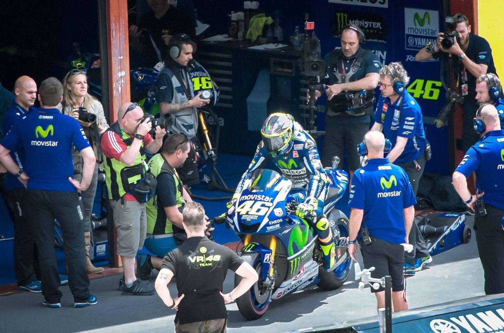 Wyjazd firmowy MotoGP