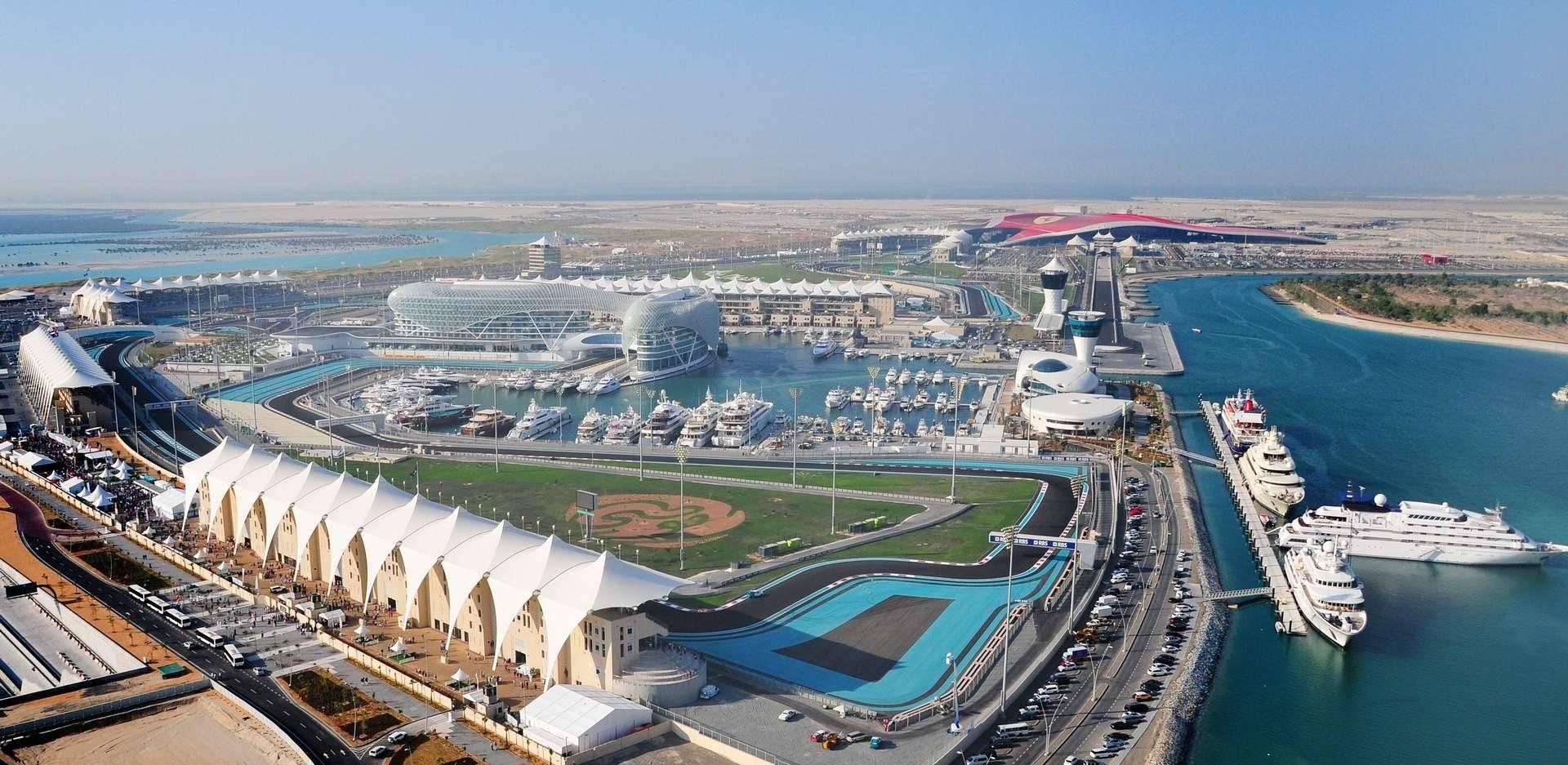 Wyjazd firmowy Formuła 1 GP Abu Dhabi