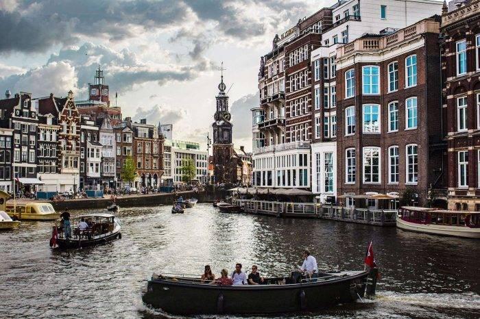 Krótki wypad do Amsterdamu