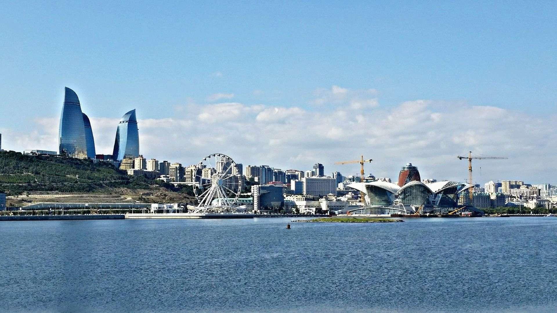 Wyjazd firmowy do Baku