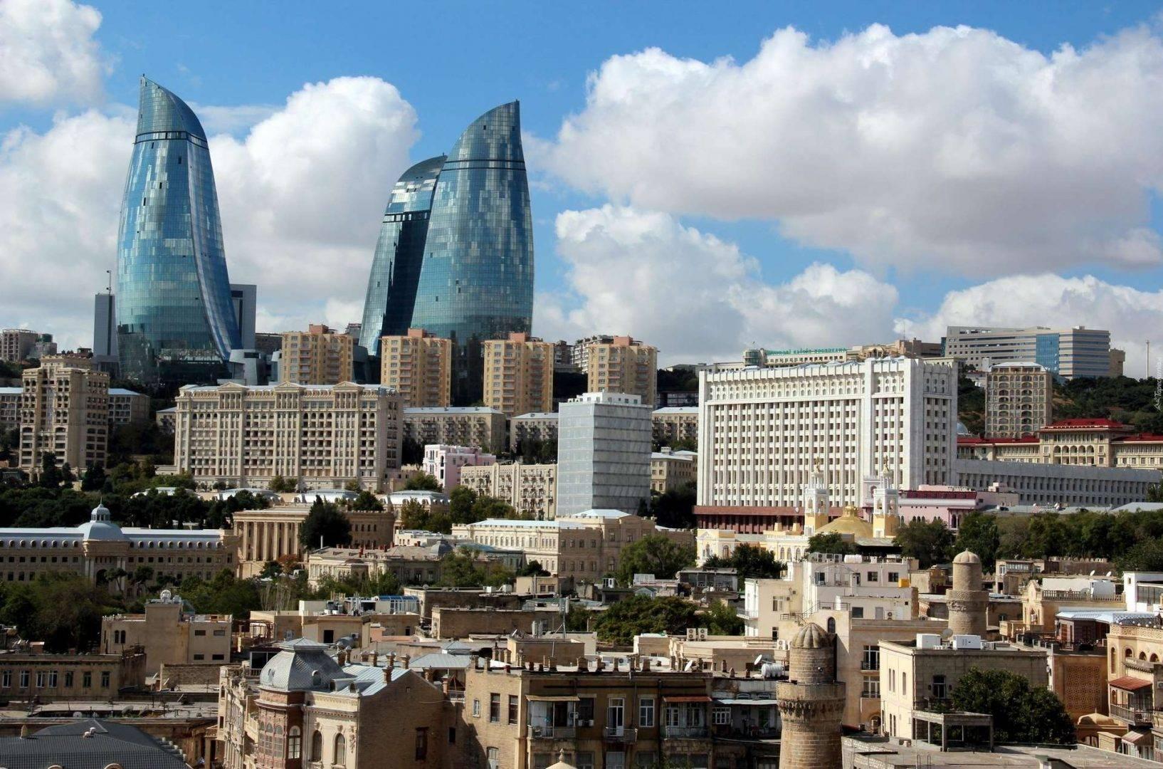 Wyjazdy dla firm do Azerbejdżanu