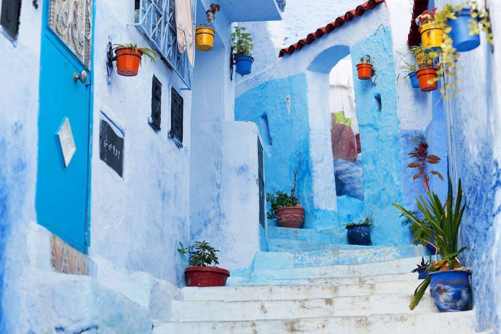Wyjazd firmowy do Maroka