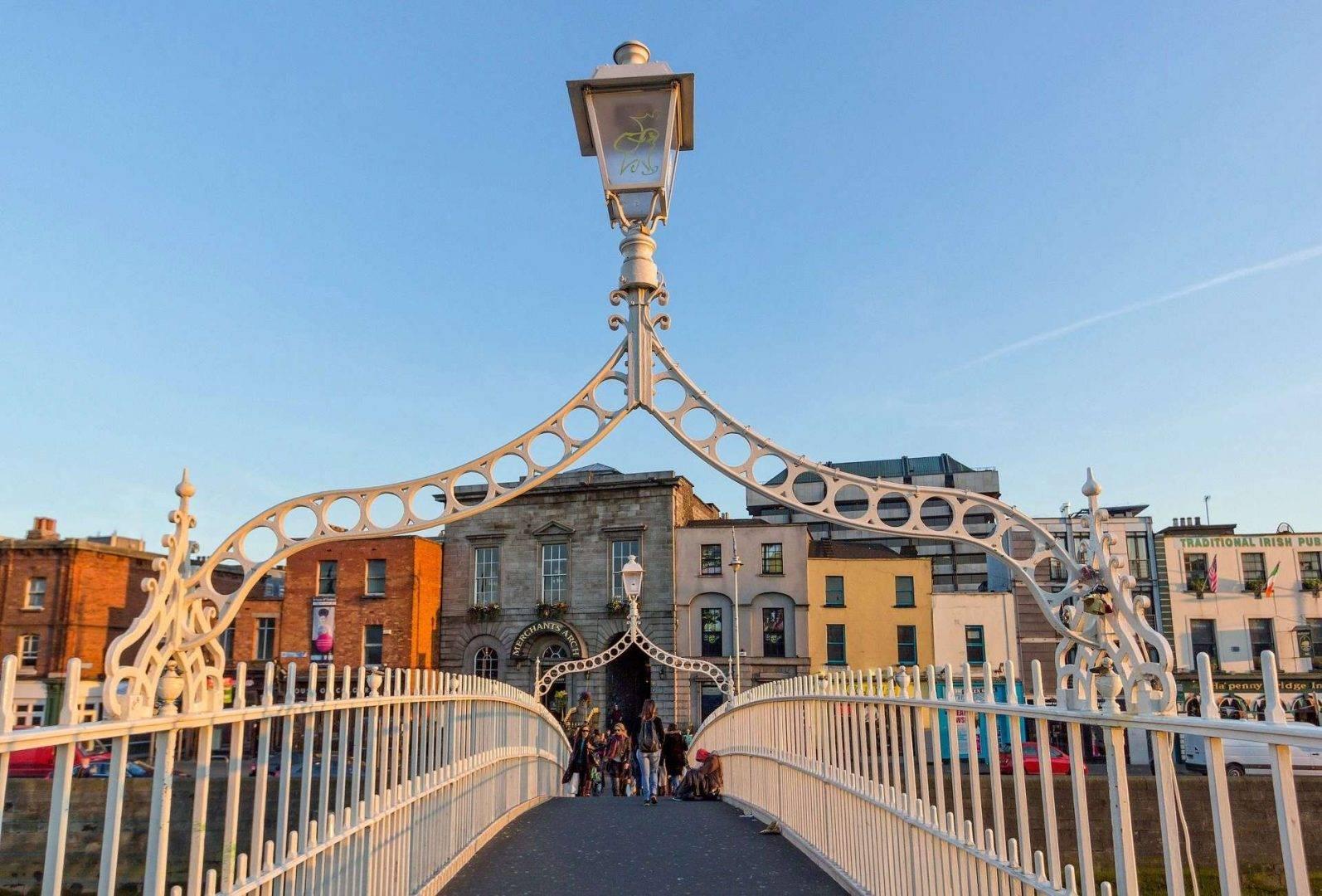 Wycieczka firmowa do Dublina