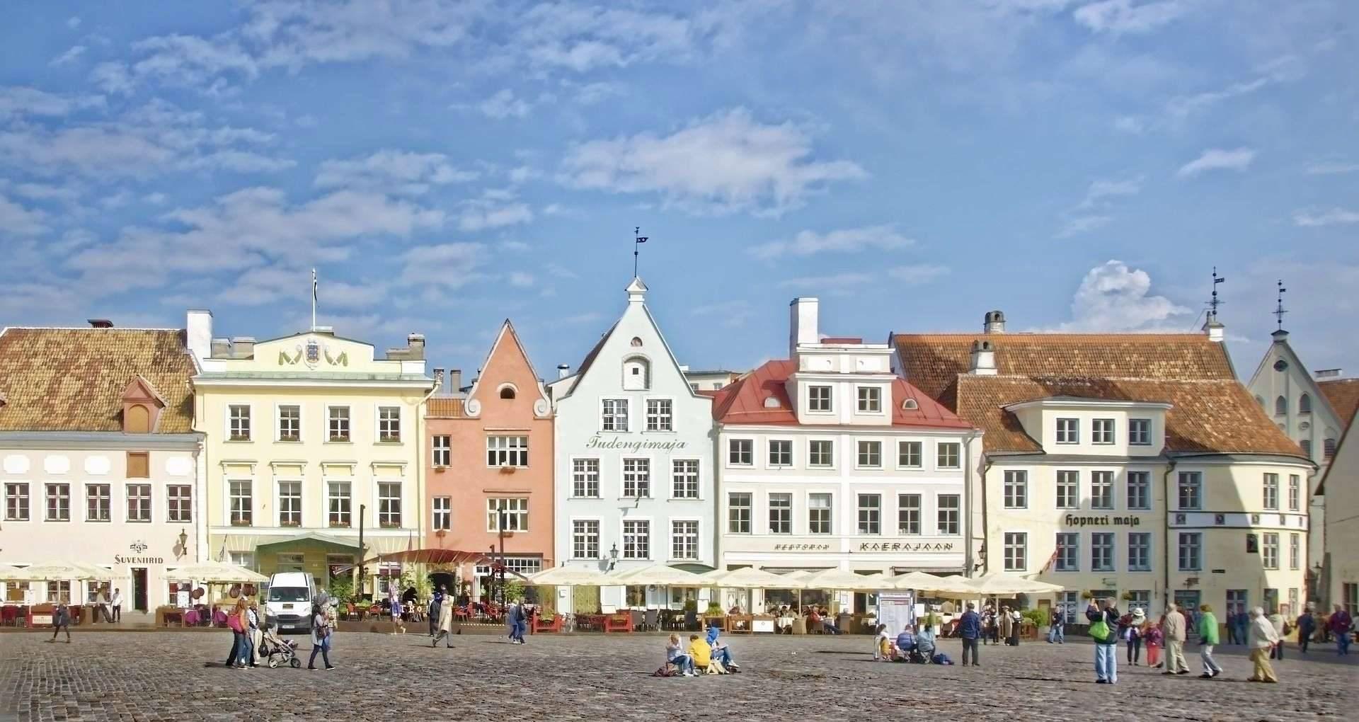 Wyjazd firmowy do Tallinna