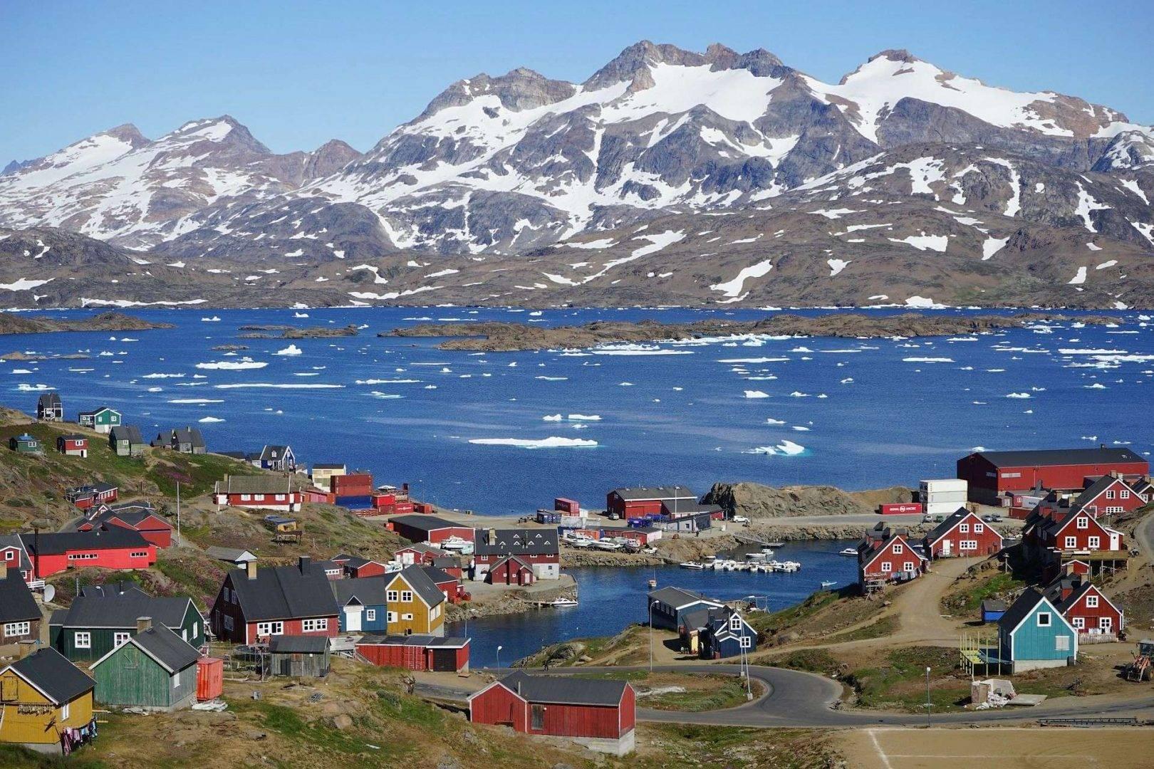 Grenlandia wyjazdy dla firm