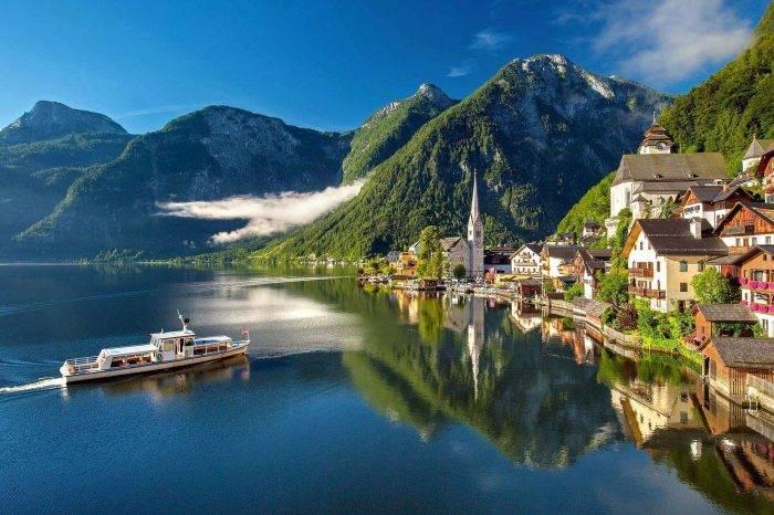 Wycieczka firmowa w Alpy
