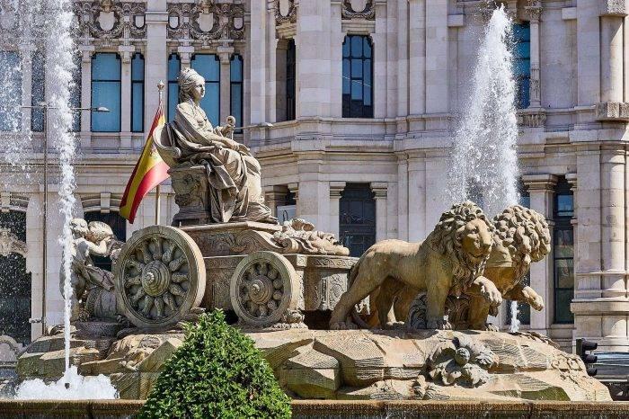 Wycieczka firmowa do Madrytu